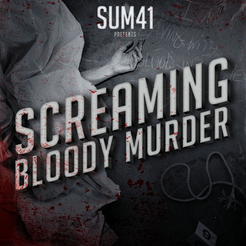 Sum41 screaming bloody murder скачать бесплатно