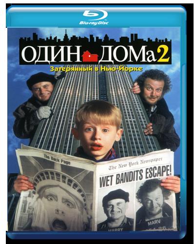 Один вдома 2 (Один у дома 2, Сам вдома 2, Сам у дома 2): Загублений у Нью Йорку дивитись онлайн безкоштовно